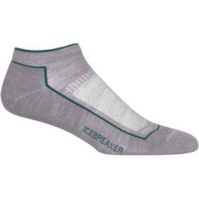 Icebreaker Hike Cool-Lite Low Cut Socks Men slate